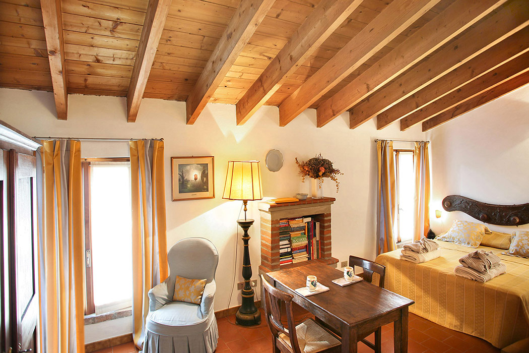 Cantarelli's Bed and Breakfast Rooms