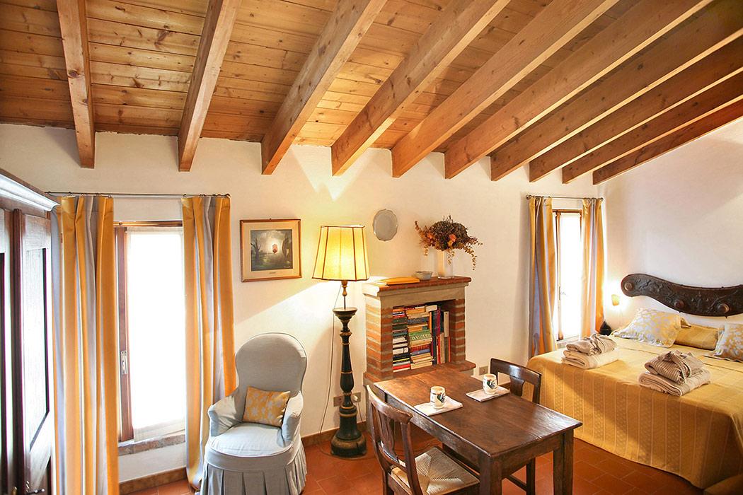 habitaciones en el Bed and Brackfast Cantarelli Reggio Emilia